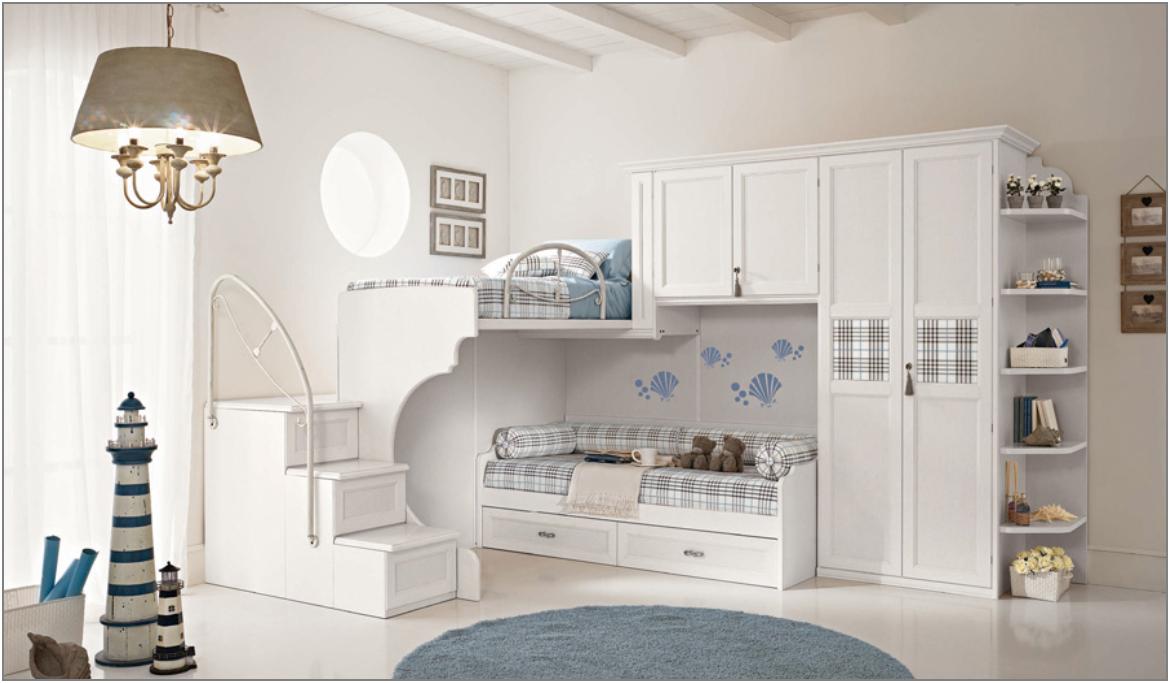 Camerette mobilificio tacchini for 3p arredamento