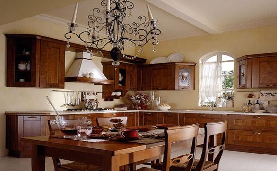 Cucine classiche mobilificio tacchini for Tacchini mobili san salvatore