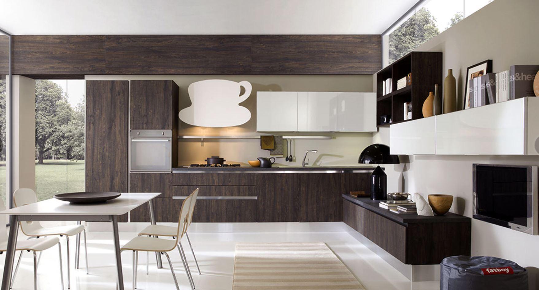 Cucine moderne mobilificio tacchini for Tacchini mobili san salvatore