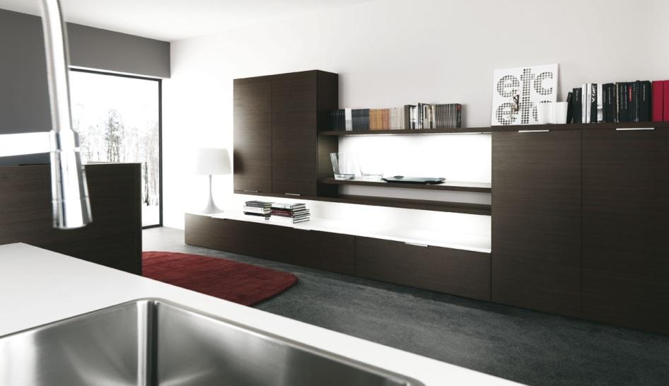 Soggiorni moderni mobilificio tacchini for Soggiorni living moderni